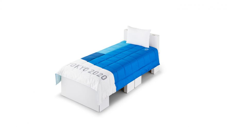 This Is The Bed Tokyo 2020 Athletes Will Sleep On