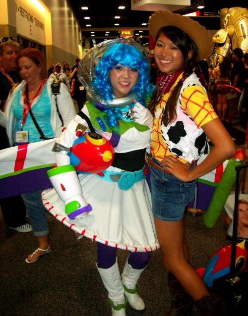 65 Seriously Great Comic Con Costumes - Neatorama